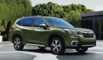 Начались продажи нового поколения кросса Subaru Forester
