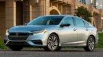 Третья генерация гибрида Honda Insight