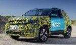 Компактный паркетник Volkswagen T-Cross