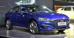 Новый купеобразный седан Hyundai Lafesta для китайского рынка