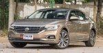 Новый седан Volkswagen Passat для рынка Китая