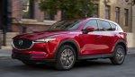 Обновление второго поколения кроссовера Mazda CX-5