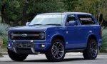 Новый внедорожник Ford Bronco