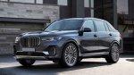Новый флагманский кроссовер BMW X8 G09