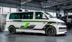 Среднеразмерный пассажирский Volkswagen Multivan
