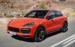 Официально показан Porsche Cayenne Coupe