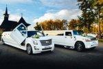 Прокат авто  лимузинов в Минске, аренда микроавтобуса