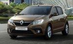 Обновленная версия хэтчбэка Renault Sandero