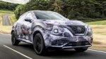 Новое поколение компактного паркетника Nissan Juke