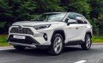 Пятое поколение кроссовера Toyota RAV4 для рынка РФ