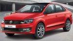 Обновление модели Volkswagen Polo для рынка Индии
