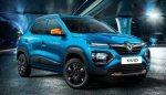 Французы обновили бюджетный кроссовер Renault Kwid