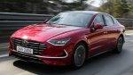 Новый седан Hyundai Sonata для российского рынка