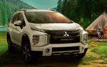 Кросс-версия компактвэна Mitsubishi Xpander Cross