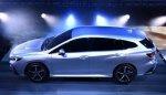 Второе поколение универсала Subaru Levorg
