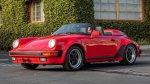 Редкий Porsche 911 Speedster 1989 выставлен на продажу (фото)
